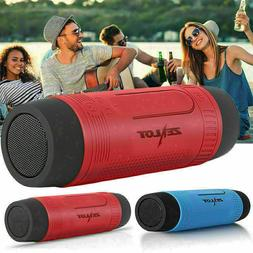 Portable Bluetooth Wireless Speaker Outdoor Waterproof Super