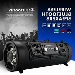 Portable Outdoor High Power Subwoofer Barrel Portable Blueto