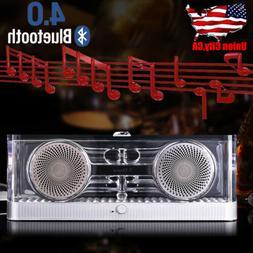 Portable Wireless Bluetooth 4.0 Speaker Subwoofer Super Bass