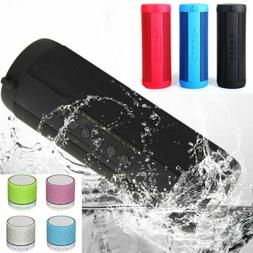 Portable Wireless Bluetooth Speaker Waterproof Super Bass St