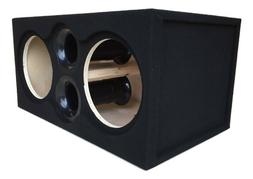 "Ported Subwoofer Box Sub Enclosure for 2 12"" MTX Thunder 950"