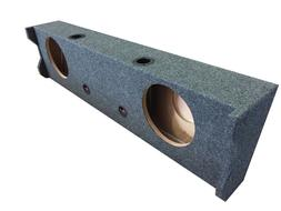 PORTED / VENTED Subwoofer Sub Box for 2013 Ford F150 Supercr