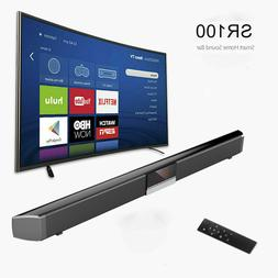 Powerful TV Sound Bar Home Theater Subwoofer Soundbar with B