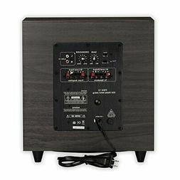 Acoustic Audio PSW-12 500 Watt 12-Inch Down Firing Powered S