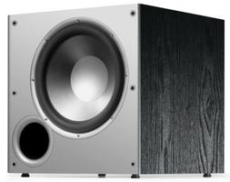 Polk Audio PSW10 10-Inch Powered Subwoofer Big Bass High Amp
