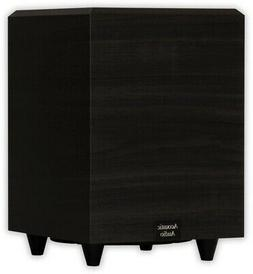 "Acoustic Audio PSW8 Home Theater Powered 8"" Subwoofer Black"