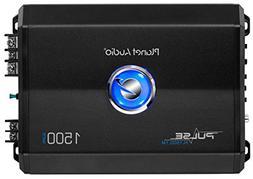 Planet Pulse Series Class A/B Monoblock Amplifier 1500W Max