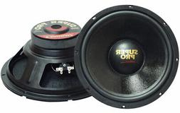 "Pyramid PW1248USX 12"" 500W 8 Ohm High Performance Subwoofer"