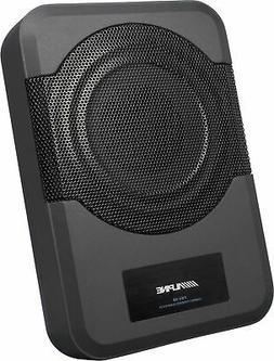 "Alpine PWE-S8 8"" Compact Powered Subwoofer"