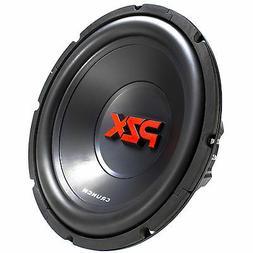 "Crunch 600W 12"" PZX Series Dual 4 Ohm 88 dB Voice Coil Car S"