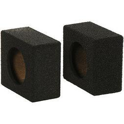 Q Power QBTW6.5 Single 6.5-Inch Sealed Universal Speaker Box