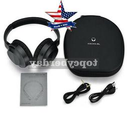 Quality ANC Bluetooth Headphones Headset Active Eliminate No