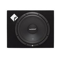 Rockford R11X12 12-Inch 400 Watt Single Loaded Enclosure