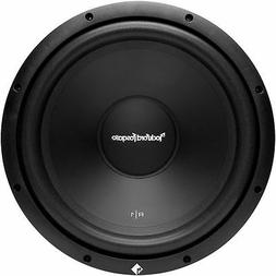 Rockford R1S4-12 12-Inch Single Voice Coil 200 Watt RMS Powe