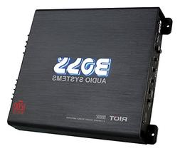 BOSS Audio R6002 - Riot 1200 Watt, 2 Channel, 2/4 Ohm Stable