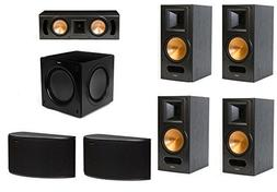 Klipsch RB-81 II 7.1 Surround Speaker Package with RC-52 II