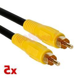 rca digital coax 25 ft premium cable