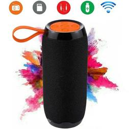 Rechargeable Wireless Subwoofer Bluetooth FM AUX/USB/TF Ster