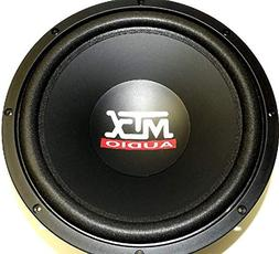 "10"" 4 Ohm Replacement Subwoofer 200 Watts RMS for MTX Sub Sy"