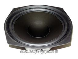 JBL Factory Replacement Woofer, 8 Ohms, Control 28, 124-5800