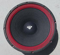 """Replacement woofer subwoofer speaker for Cerwin Vega 15"""" sys"""