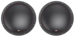 "MTX 7515-22 15"" 1500 Watt RMS Competition Subwoofers DVC 2o"