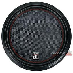 "MTX 9512-22 12"" 1200 Watts RMS Dual 2 Ohm Subwoofer - SuperW"