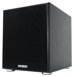 "Rockville Rock Shaker 10"" Inch Black 600w Powered Home Theat"