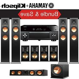 Klipsch RP-280F 9.1-Ch Reference Premiere Home Theater Packa