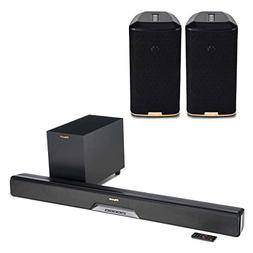 Klipsch RSB-8 Reference Sound Bar with Wireless Subwoofer wi
