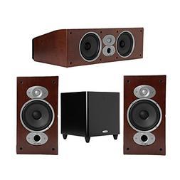 Polk Audio RTi 3.1 Cherry System with 2 A3 Bookshelf Speaker