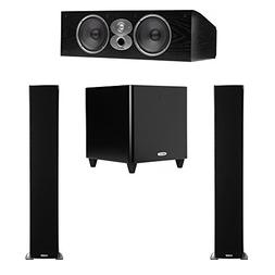 Polk Audio RTi 3.1 System with 2 A9 Tower Speakers, 1 CSi-A6