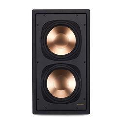 Klipsch RW-5802 II IW SUB In-Wall Speaker - White