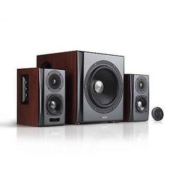 Edifier S350DB Bookshelf Speaker and Subwoofer 2.1 Speaker S