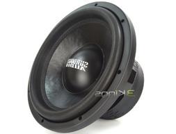 "SA-12 D2 REV.3- Sundown Audio 12"" 750W Dual 2-Ohm SA Series"