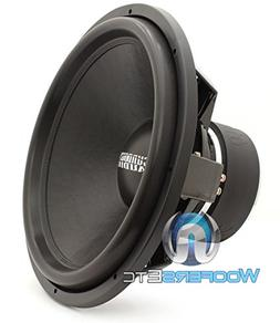 """Sundown Audio SA-18 REV.3 D4 18"""" 750 Watts Dual 4-Ohm SA Ser"""
