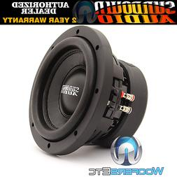 "SUNDOWN AUDIO SA-6.5 SW D2 6.5"" 200W RMS DUAL 2-OHM SUBWOOFE"