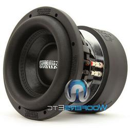 "SUNDOWN AUDIO SA-8 V.3 D4 SUB 8"" 500W DUAL 4-OHM SUBWOOFER L"