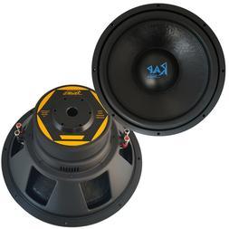 """SAVARD Speakers RAP 15"""" D2v2 Subwoofer"""