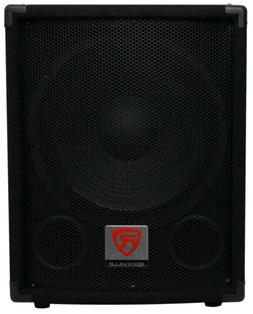 "Rockville SBG1124 12"" 600 Watt Passive 4-Ohm Pro DJ Subwoofe"