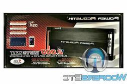 SCV-4000D - Sundown Audio Monoblock 4000W RMS Amplifier