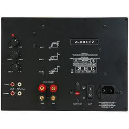 Yung International Yung SD300-6 300W Class D Subwoofer Plate