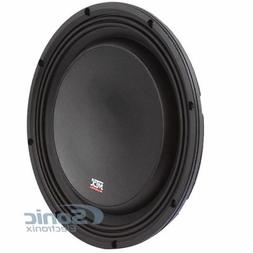 "MTX 10"" Shallow 300 Watts RMS 4 Ohm Subwoofer 3510-04S  3.37"
