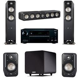 Polk Audio Signature S55 5 Speaker Package with Signature 20