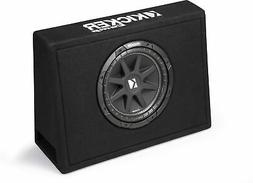 Kicker Single 10-Inch Comp 4 Ohm 150W Loaded Subwoofer Enclo