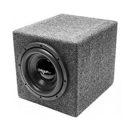 "Skar Audio Single 8"" 300W Dual 2 Ohm Loaded Sealed Subwoofer"