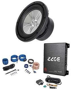 "Sound Storm SLR8DVC 1000 Watt 8"" 4-Ohm DVC Car Subwoofer+Mon"