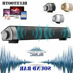 Soundbar TV Home Theater Bluetooth Wireless Sound Speaker Sy