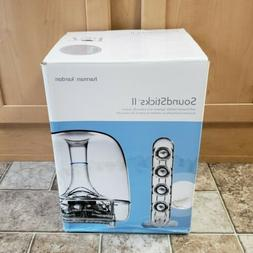 Harman Kardon Soundsticks II Clear Speakers & Subwoofer Comp
