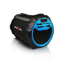 Axess Spbt1036Bl Indoor/Outdoor Bluetooth 6 Subwoofer/3 Horn